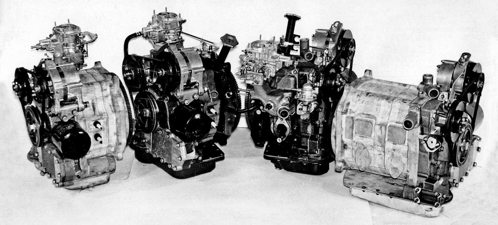 Роторный двигатель: между прошлым ибудущим— фото 667520