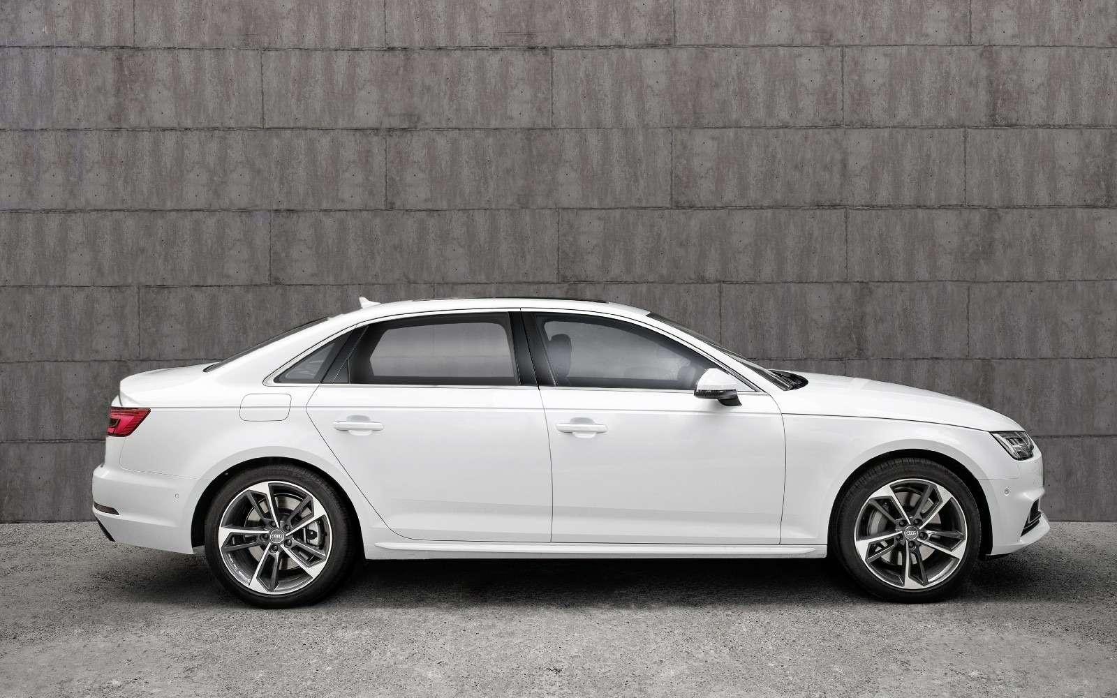 Audi A4L: немецкая щедрость вобмен наюани— фото 580283