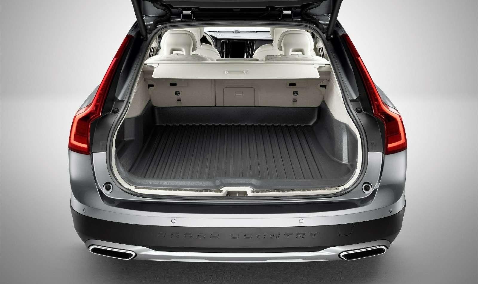 Такой «сарай» нам нужен: Volvo V90 Cross Country представлен официально— фото 635260