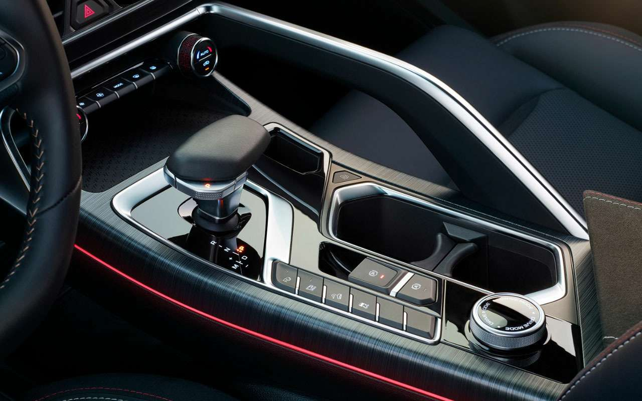 Китайское кросс-купе сдвигателем Volvo: скоро унас впродаже— фото 973929