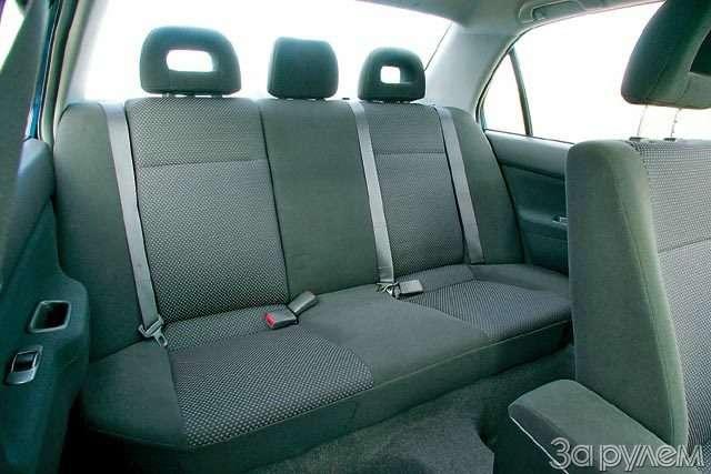 Mitsubishi Lancer. Легкие штрихи— фото 60520