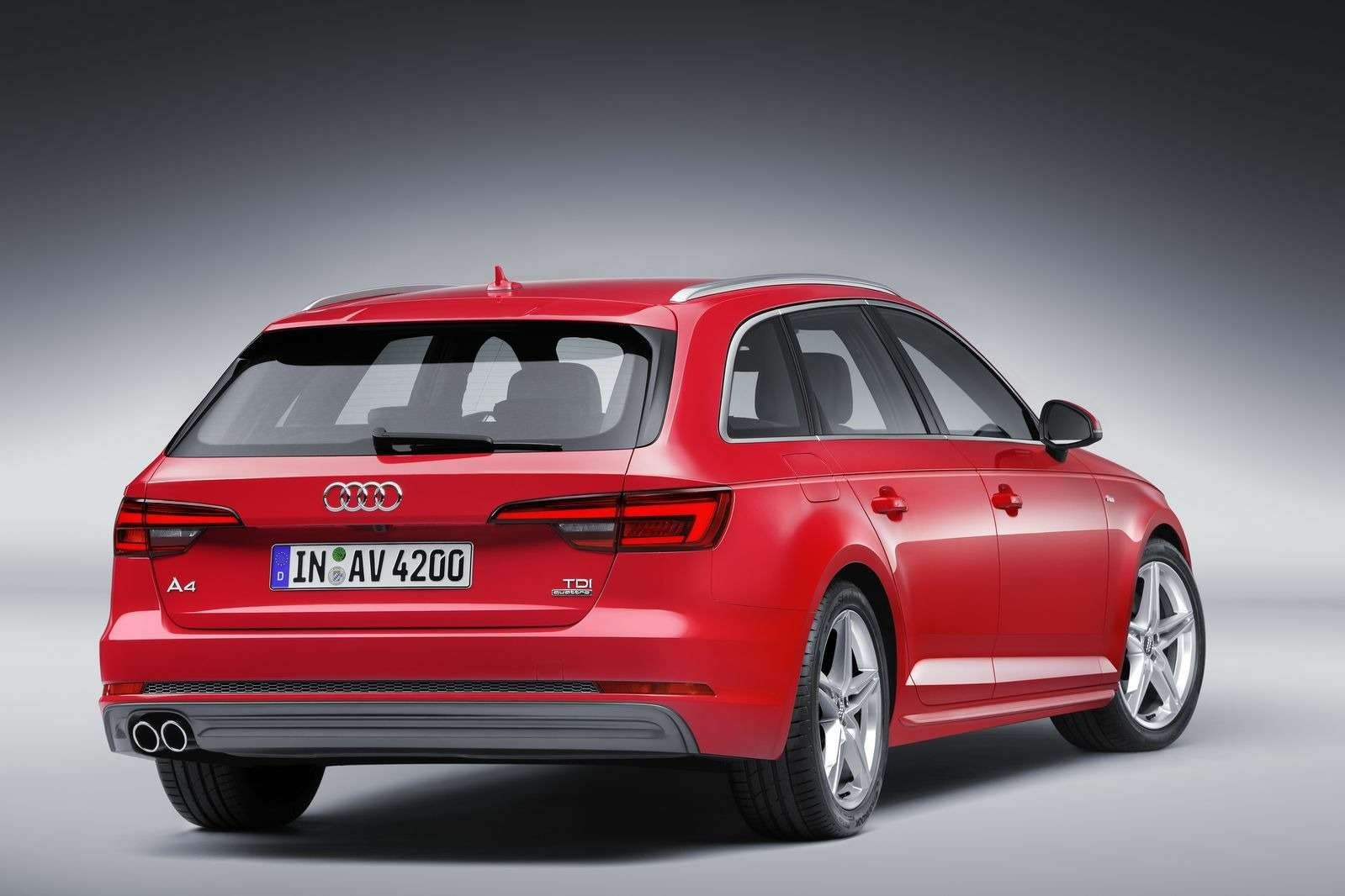 Audi A4Avant 3.0TDI quattro 13
