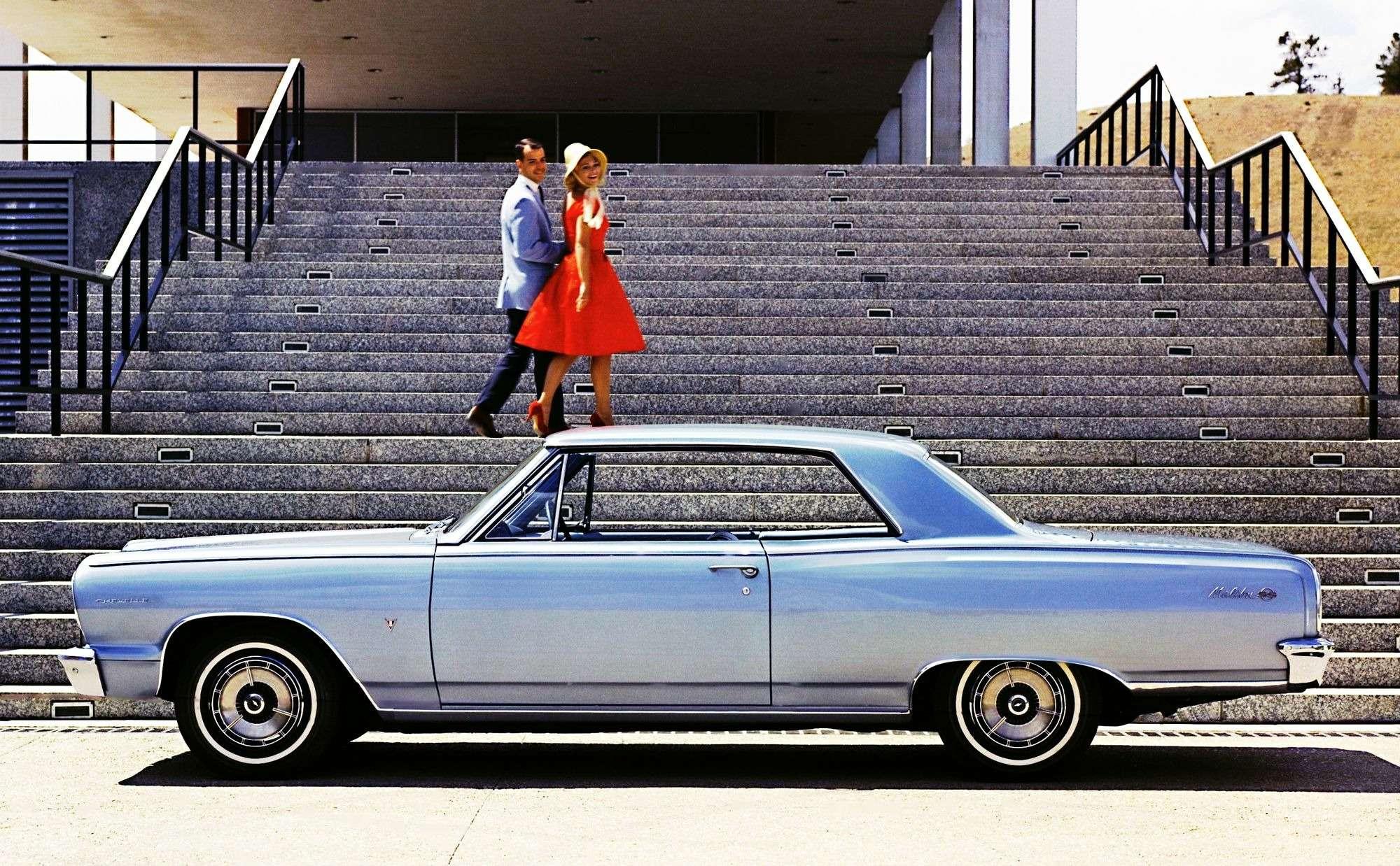 1964 Chevrolet Chevelle Malibu SSHardtop Coupe