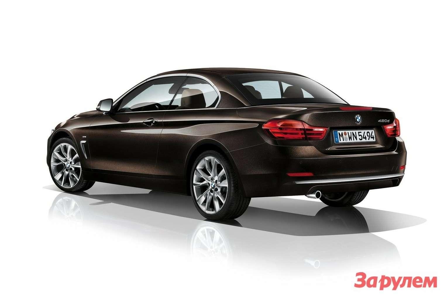 BMW4-Series Convertible