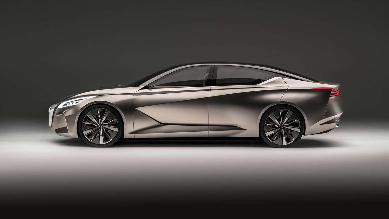 Изближайшего будущего: Nissan Vmotion 2.0все сделает сам— фото 690694