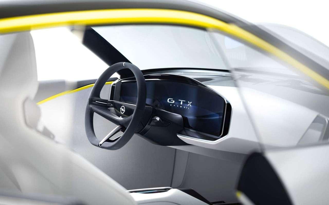 Opel готовит 8новых иобновленных моделей— фото 912916