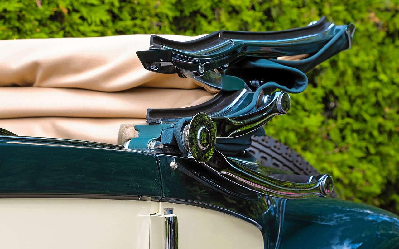 Очень редкий Мерседес W142— ретротест кабриолета-пенсионера— фото 950197