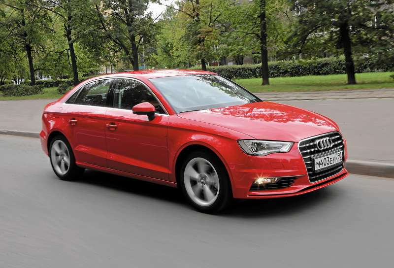 Audi A3Sedan