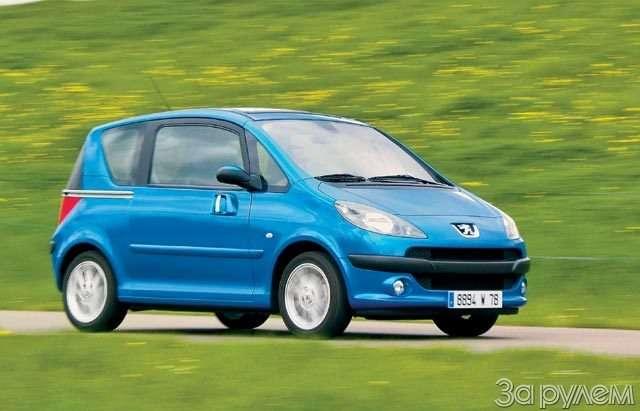 Peugeot 1007. Сезам открылся— фото 56406