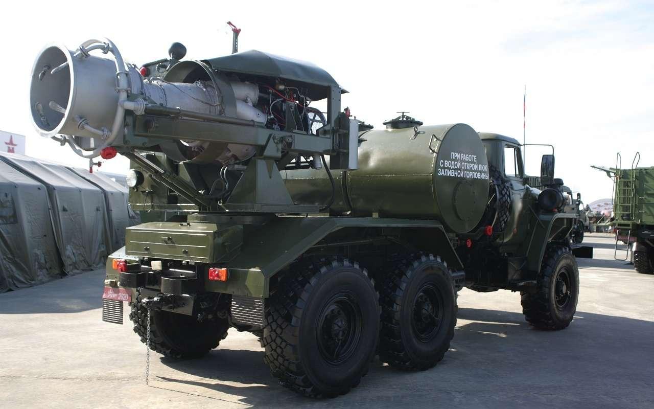 10необычных армейских аппаратов. Сделано вРоссии— фото 1162352