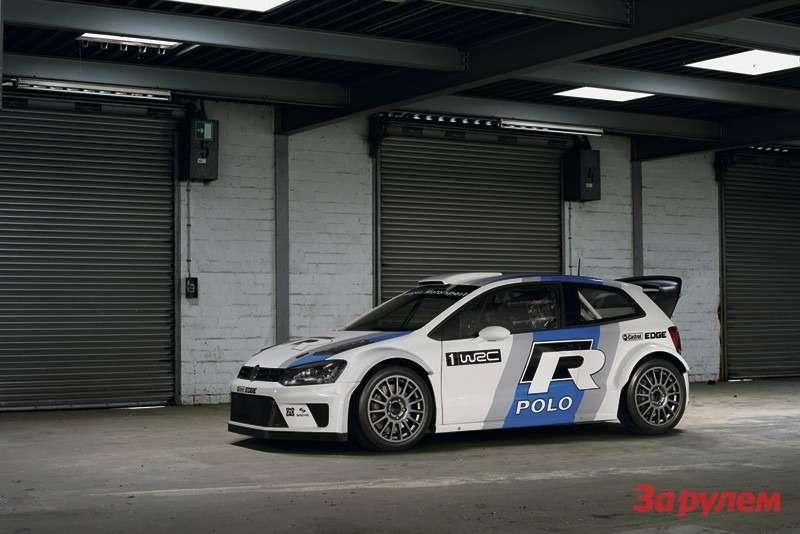 31.GTI-Treffen amWoerthersee /Volkswagen Polo RWRC (Race)