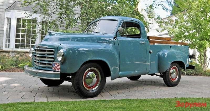 1952 Studebaker 2R5 1/2-Ton Pickup Truck