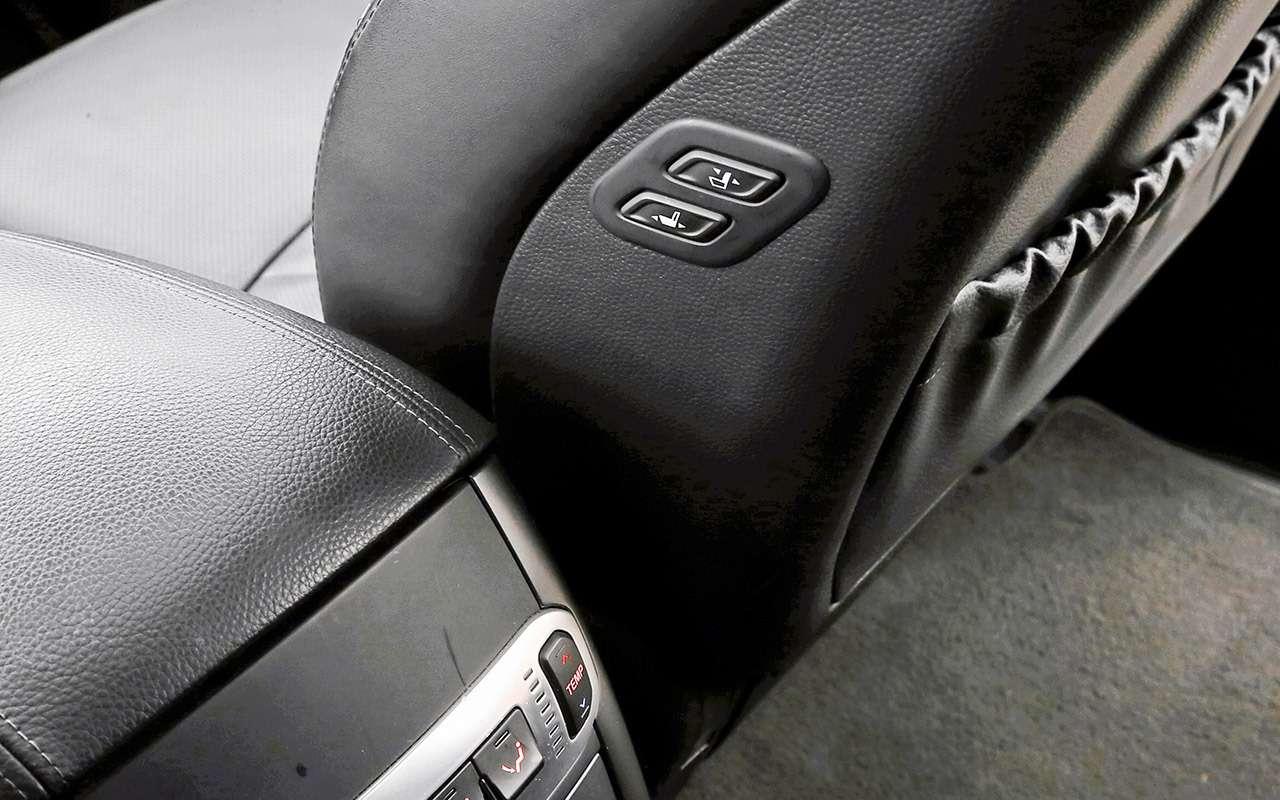 Toyota Fortuner, Mitsubishi Pajero Sport, Kia Mohave  — супертест — фото 855667