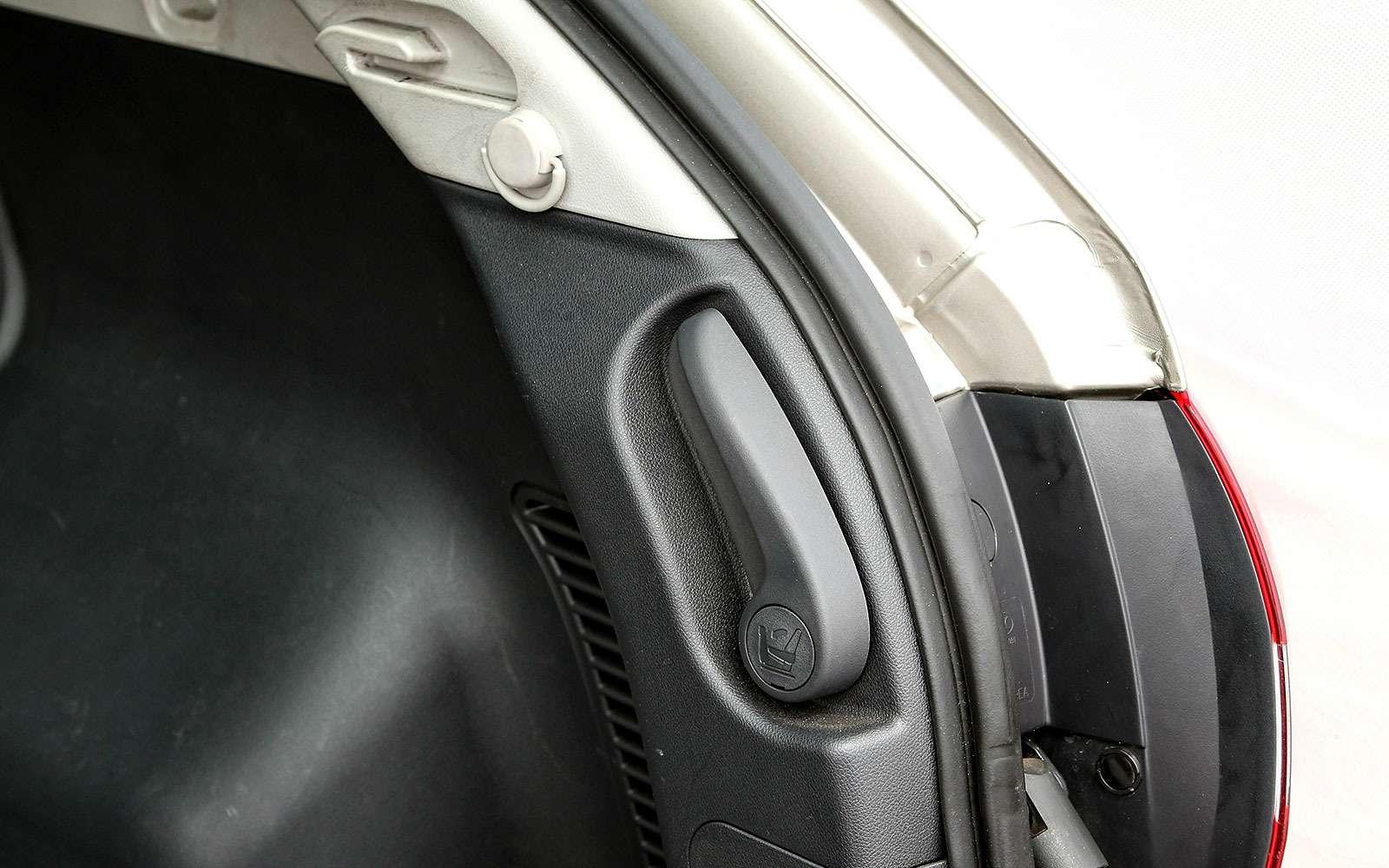 Чемновый Renault Koleos лучше старого— фото 763903
