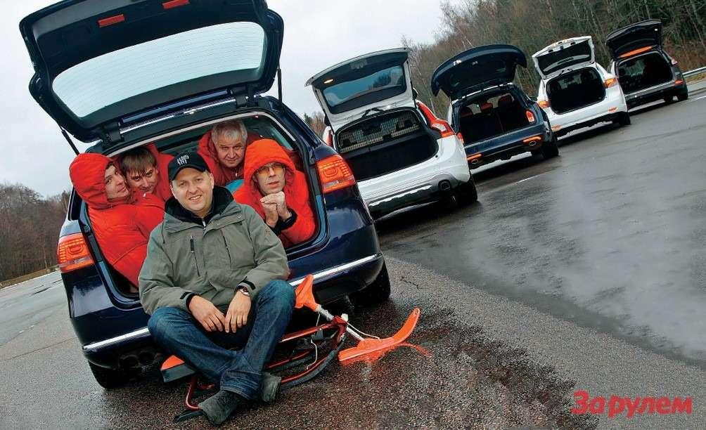 Volvo V60, Toyota Avensis, Ford Mondeo, Opel Insignia, Volkswagen Passat