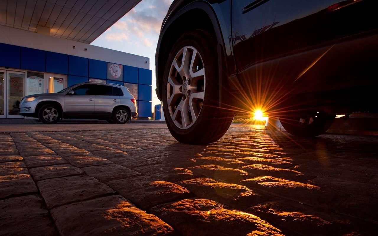 В ГИБДД объяснили, когда следует менять шины
