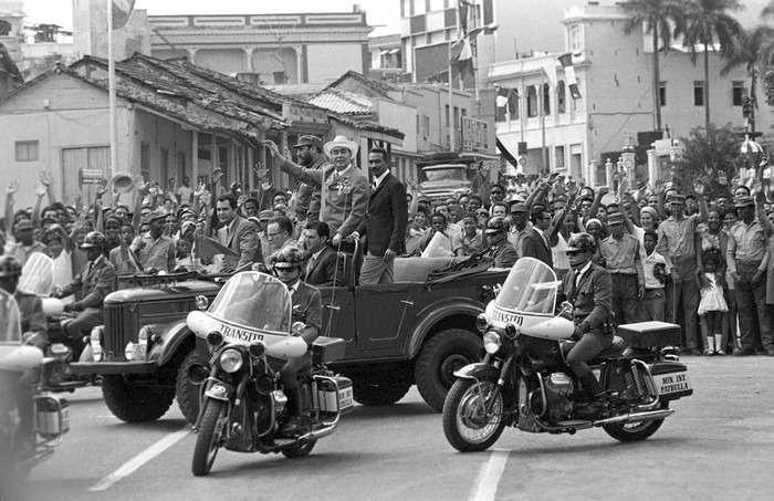 ВАЗ-2108и другие автомобили Фиделя Кастро— фото 670084