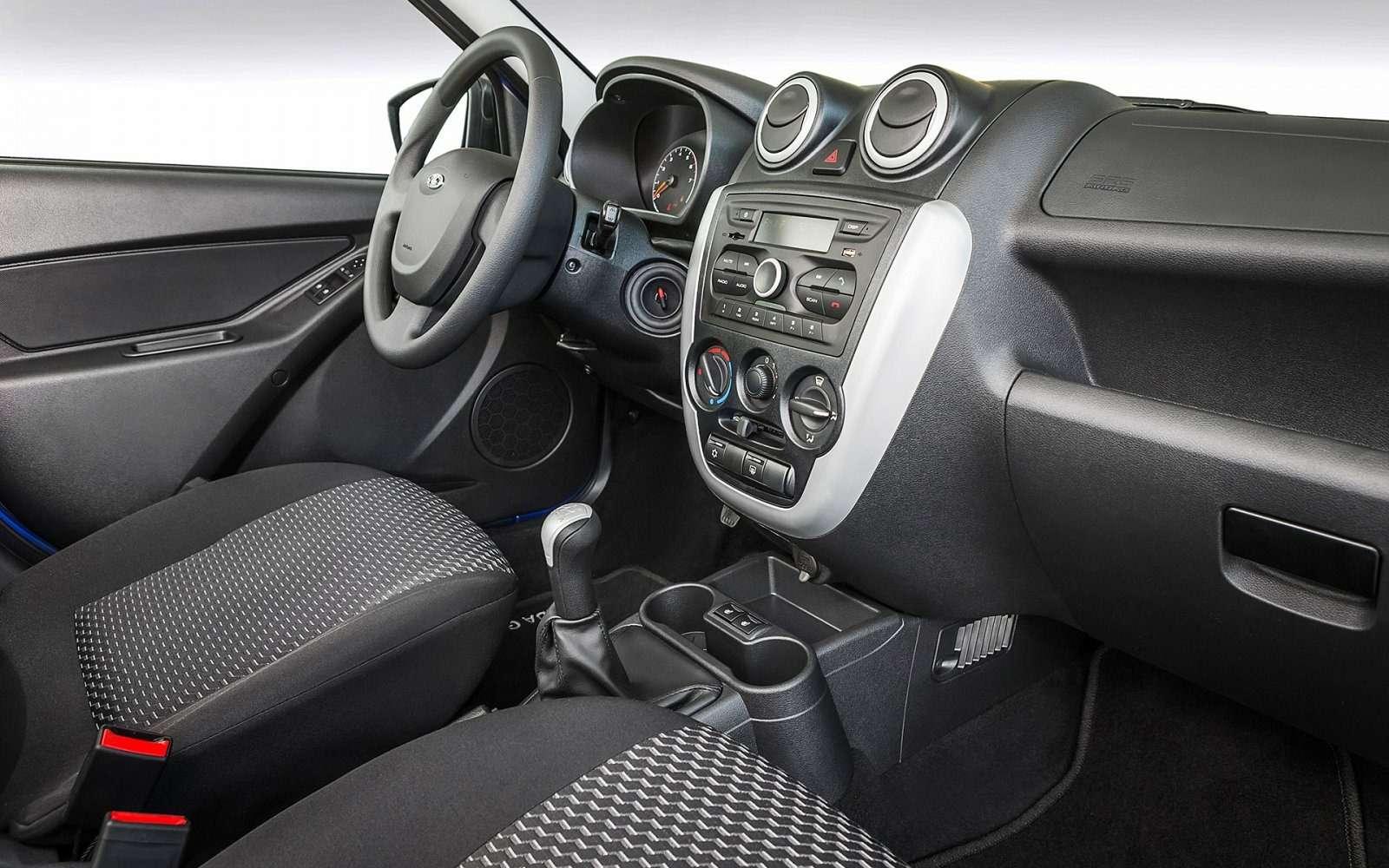 Обновленная Lada Granta: самые важные изменения— фото 888019