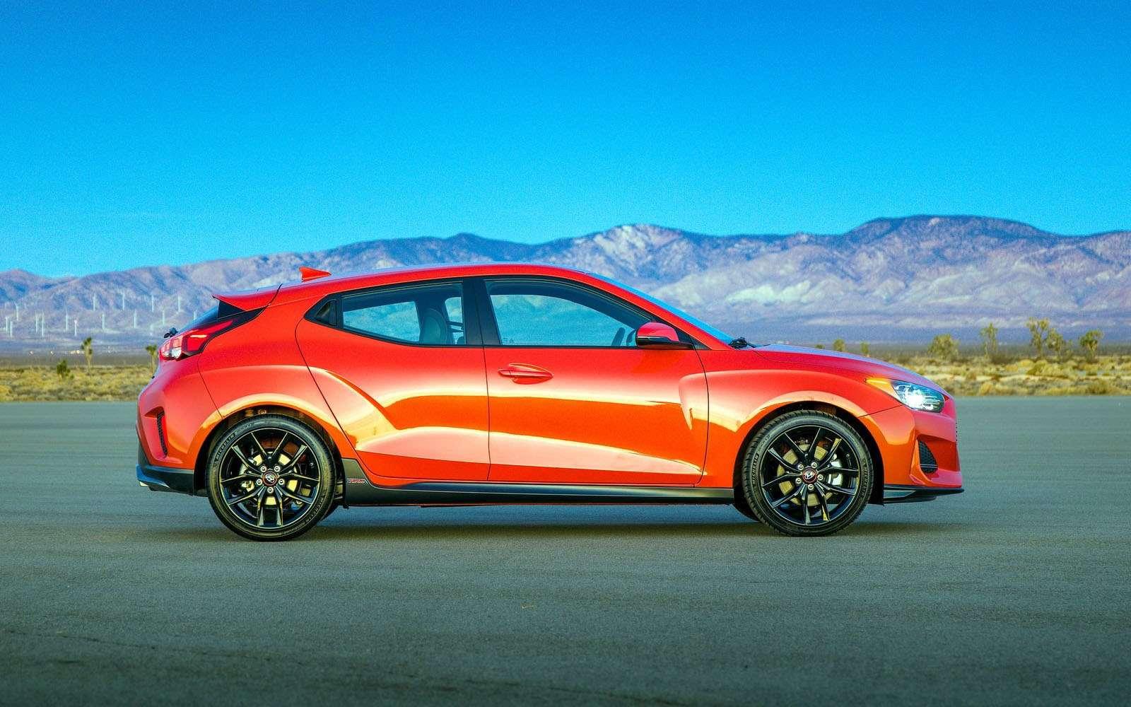 Самый странный Hyundai получил заряженную версию— фото 836370