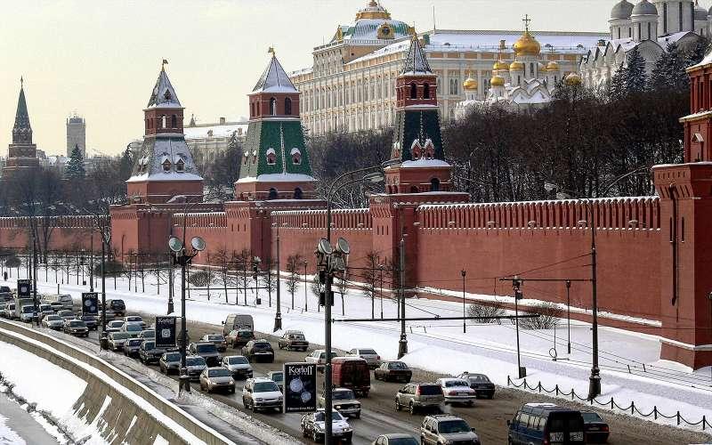Трафик вМоскве