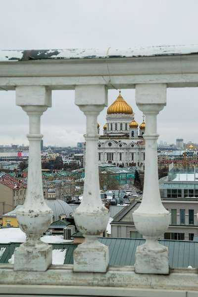 Путешествие наБельведер, или Чертовщина Ваганьковского холма— фото 724762