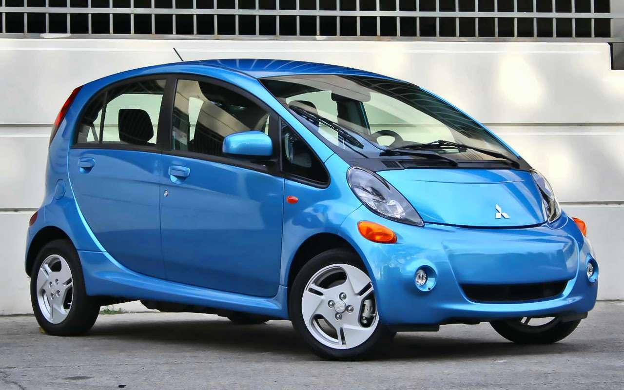 Мелочь пузатая: самые миниатюрные автомобили— фото 811670