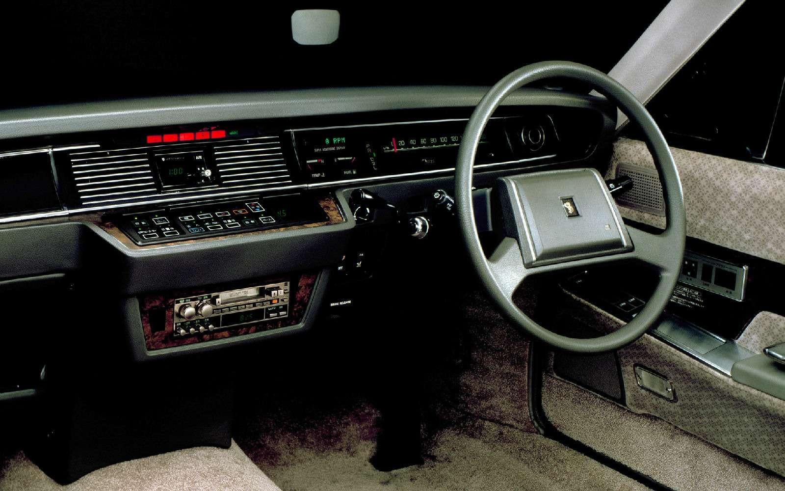 Императорская Toyota— 50лет эволюции— фото 801821