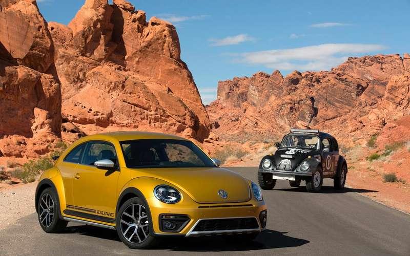 Volkswagen Beetle— всё! Вышел последний автомобиль