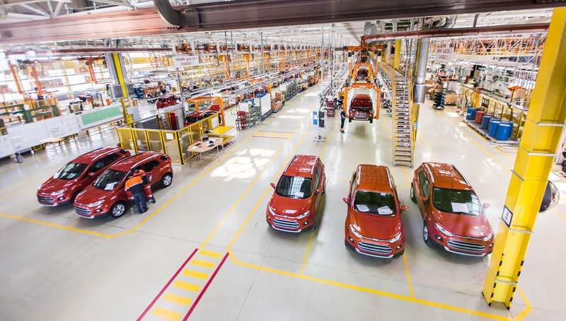 EcoSport production