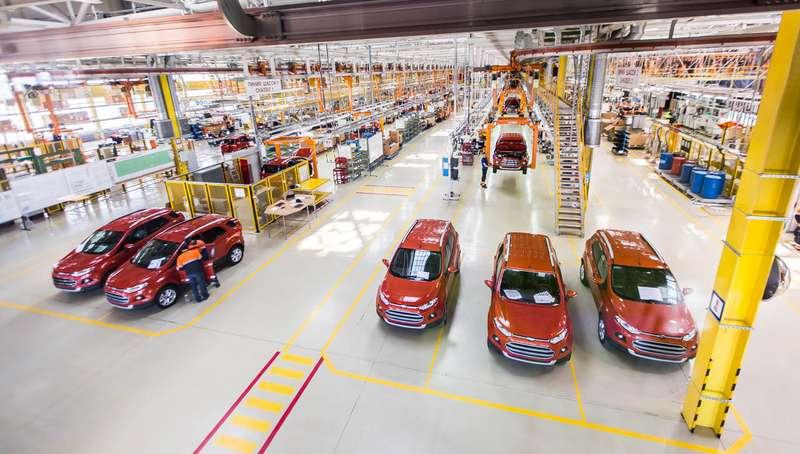 EcoSport production