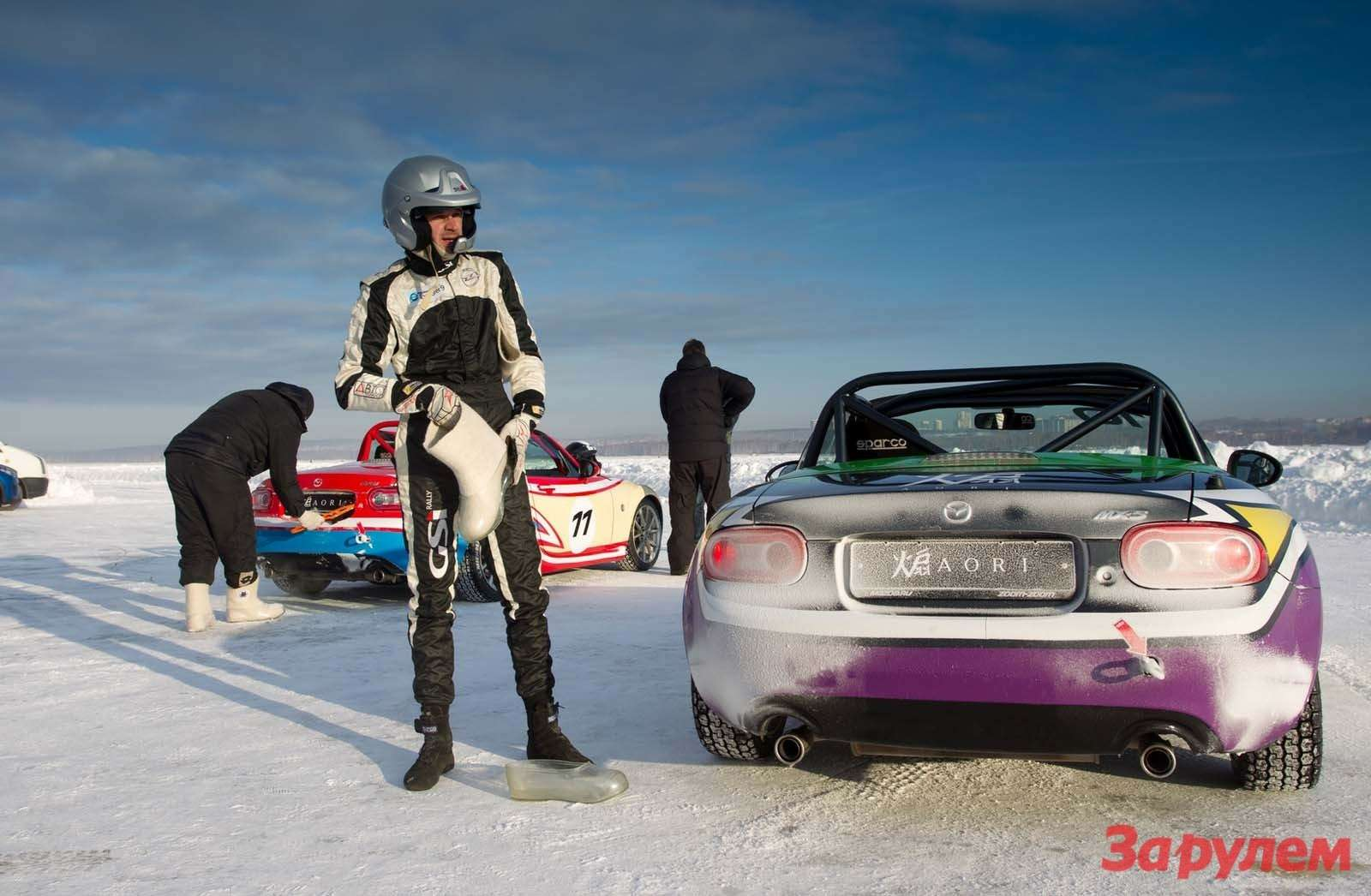 Mazda MX 5 Ice Race 2013      41