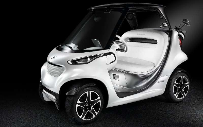 Daimler сделал машину меньше Смарта!