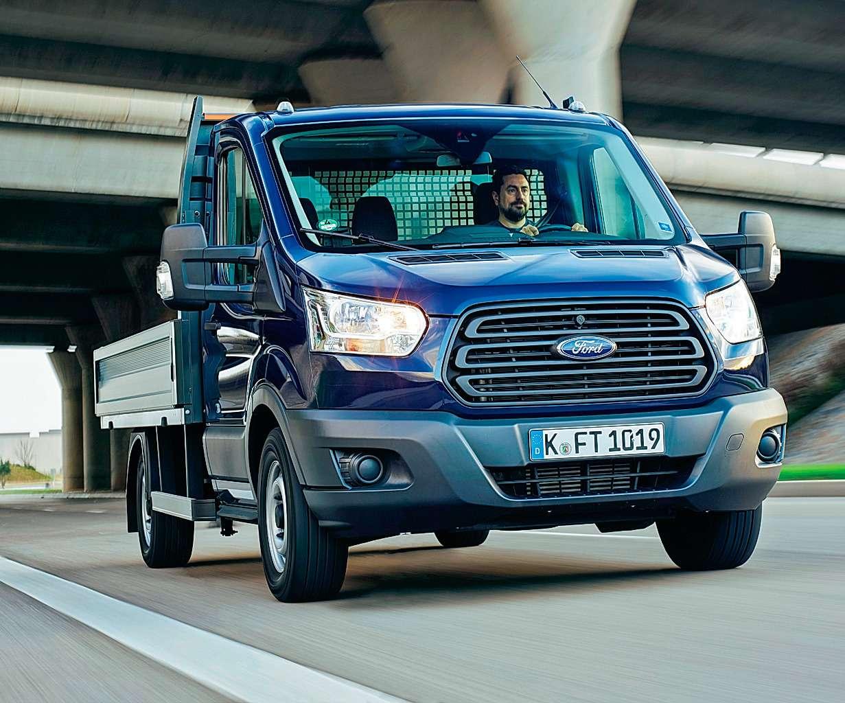 Ford Transit: хозяйским взглядом— фото 264670