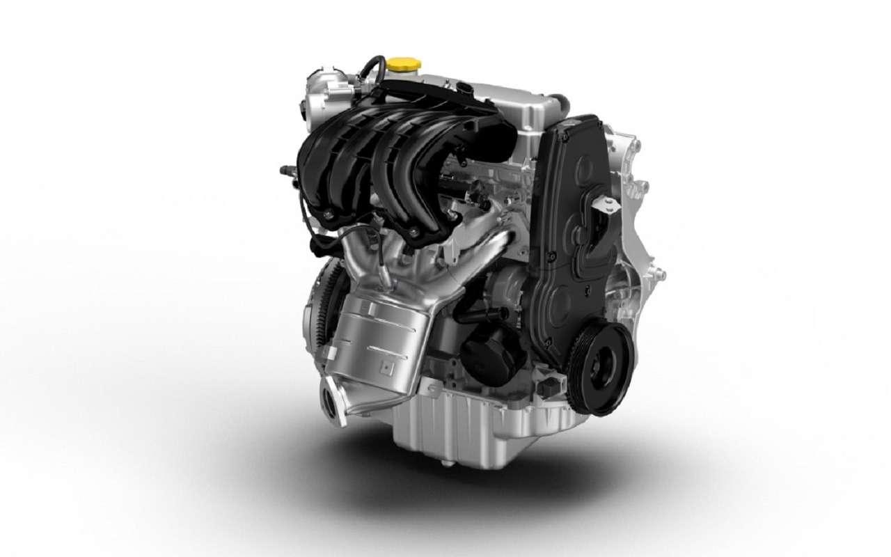 Обновленный Lada Largus: цены, комплектации, новый двигатель— фото 1227582