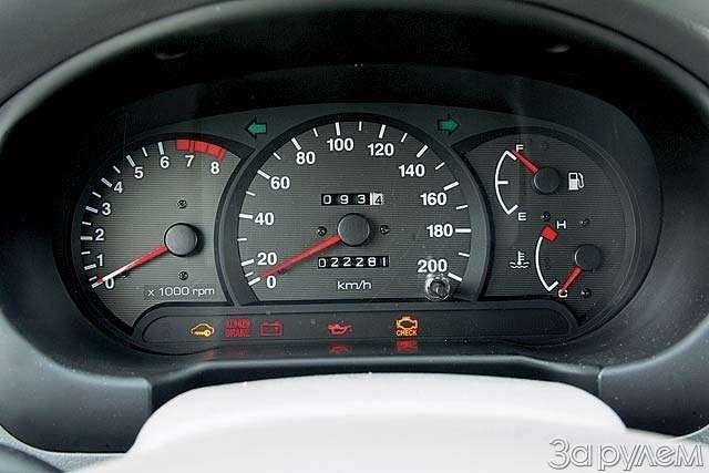 Тест-драйв Hyundai Accent, Chery Amulet. Восточные единоборцы— фото 65100