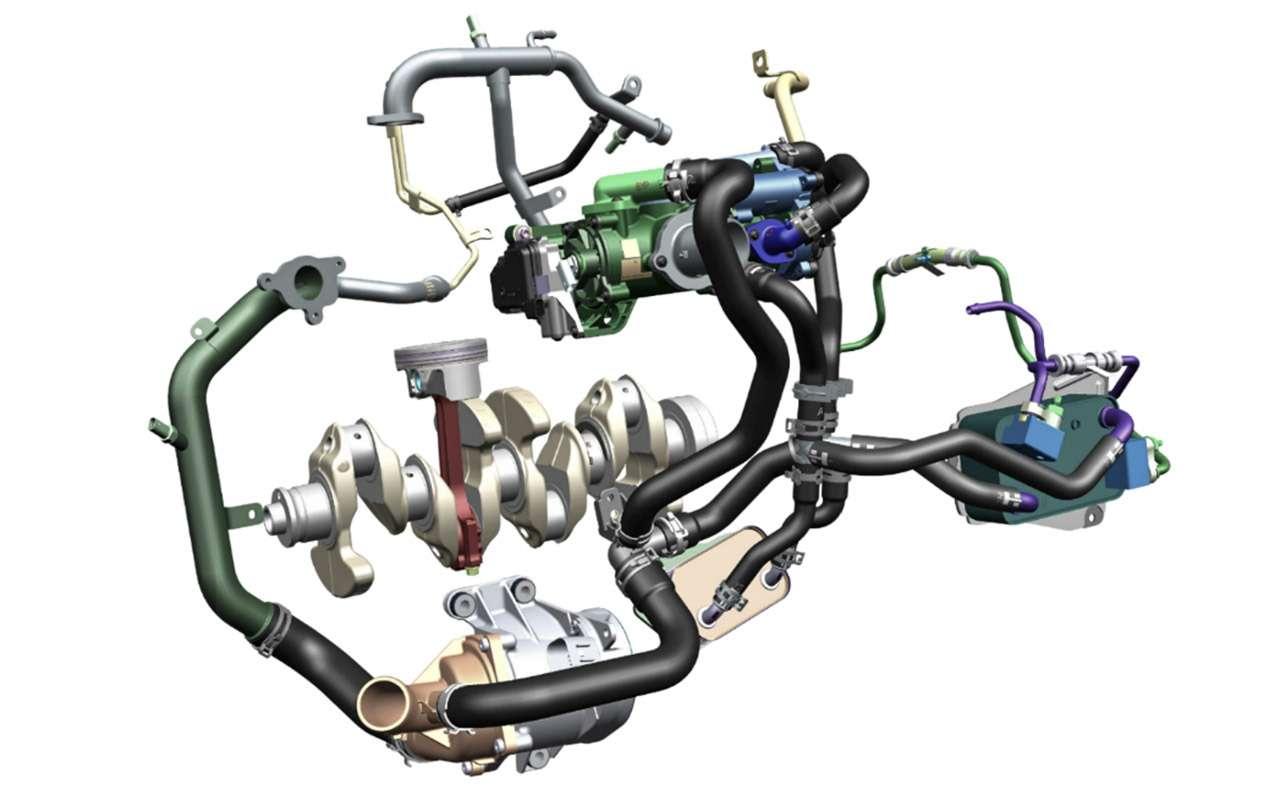Обновленный Cadillac XT5: новый мотор идругие изменения— фото 1117002