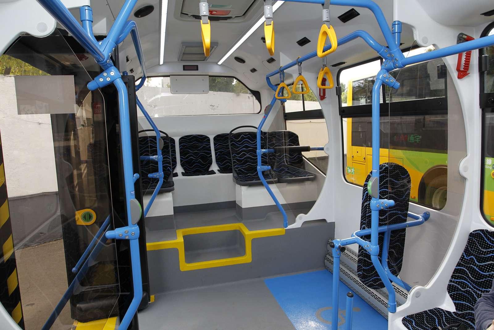 Автобусы нашего детства— выставка пассажирского транспорта— фото 792724