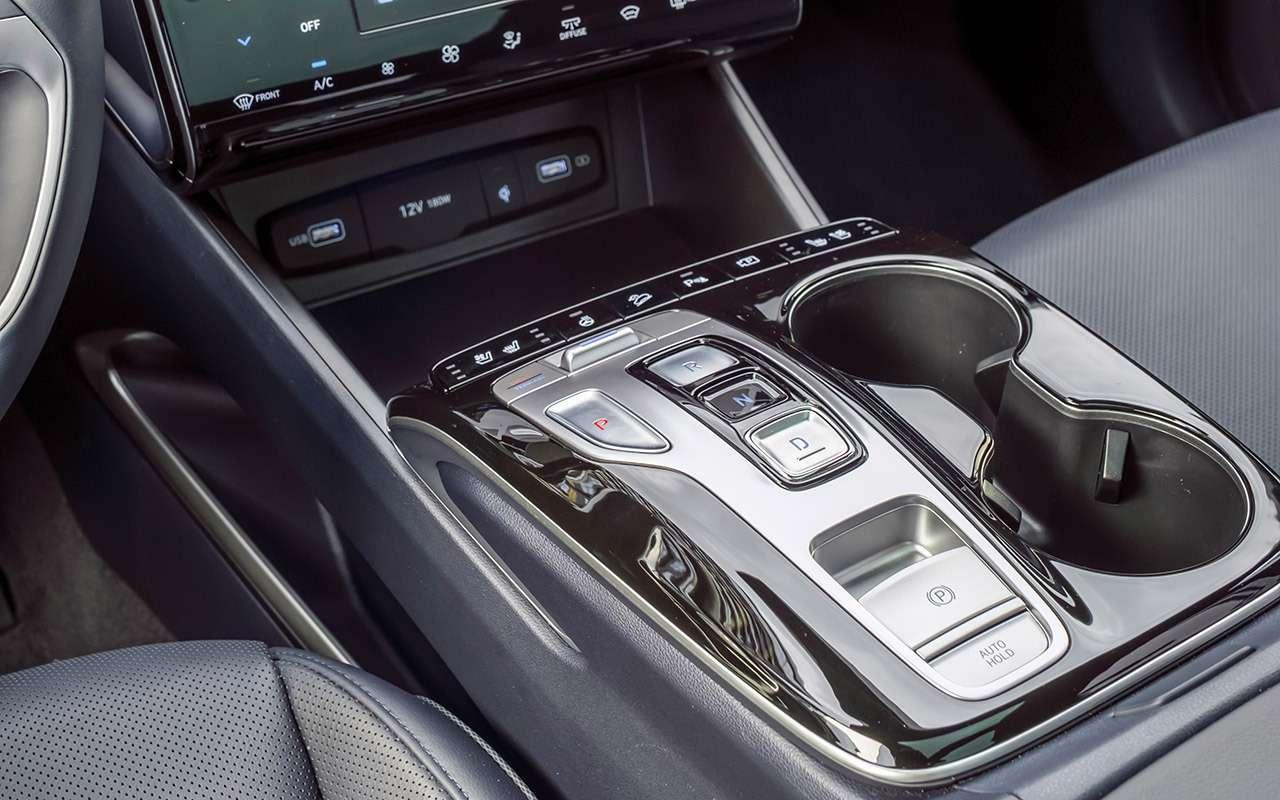 Новый Hyundai Tucson: выбрали оптимальную версию (из25!)— фото 1269655