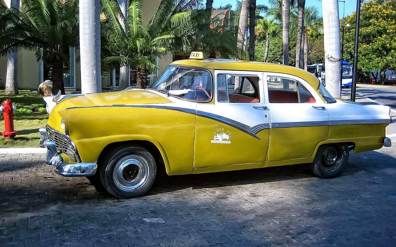 Выбор таксистов разных стран (уРоссии опять особый путь)— фото 783233