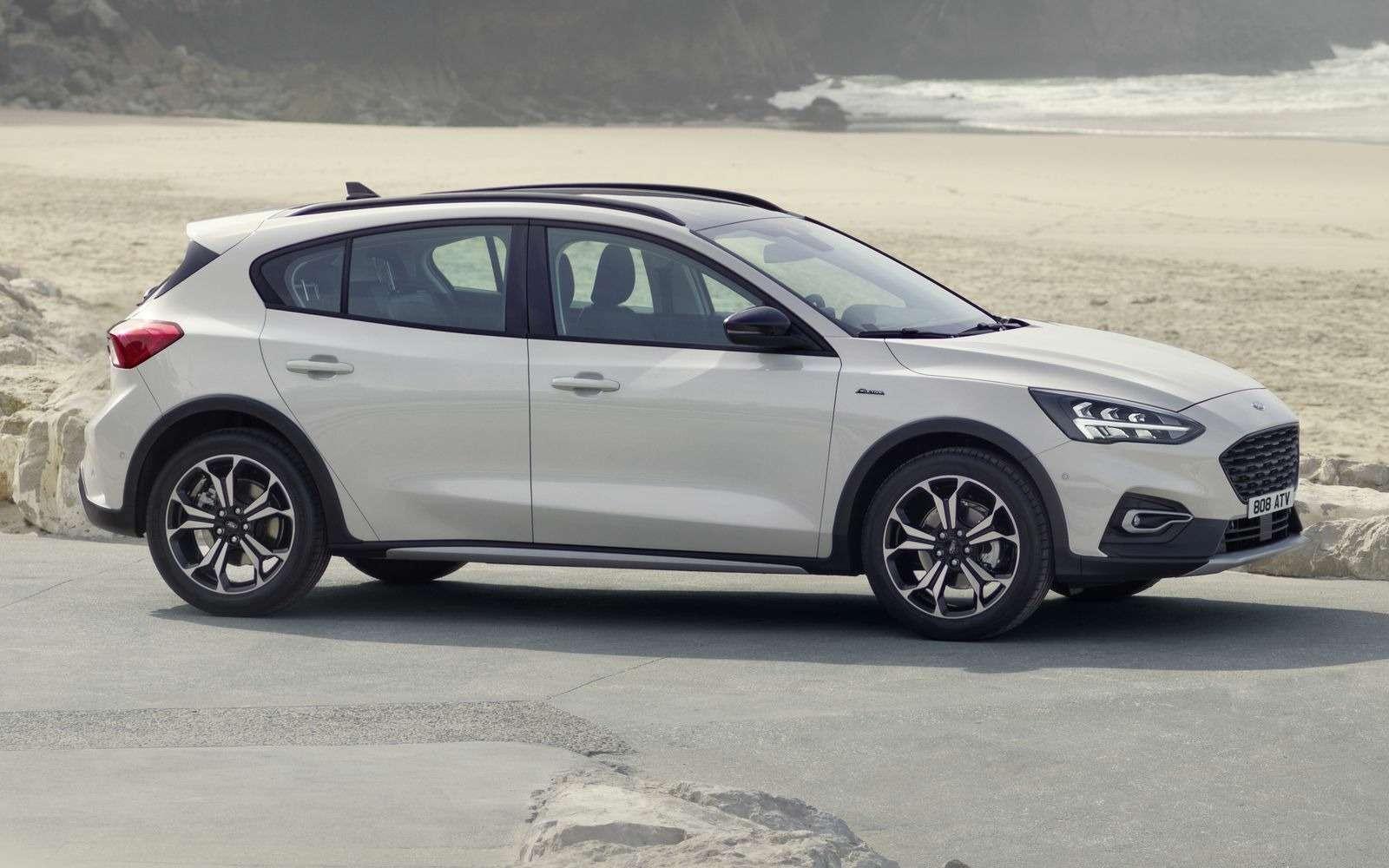 Новый Ford Focus: больше никаких PowerShift'ов!— фото 861404
