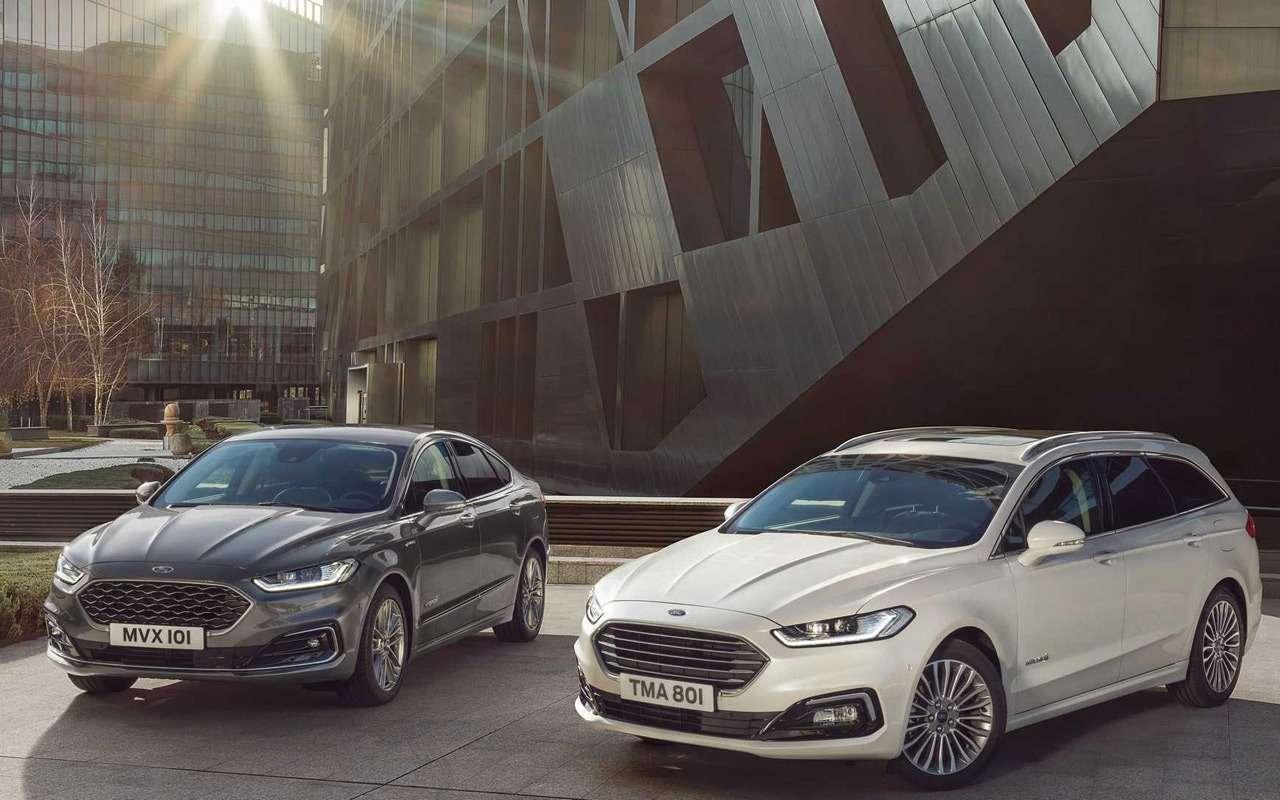 Ford Mondeo получил новые моторы иавтомат— фото 941299