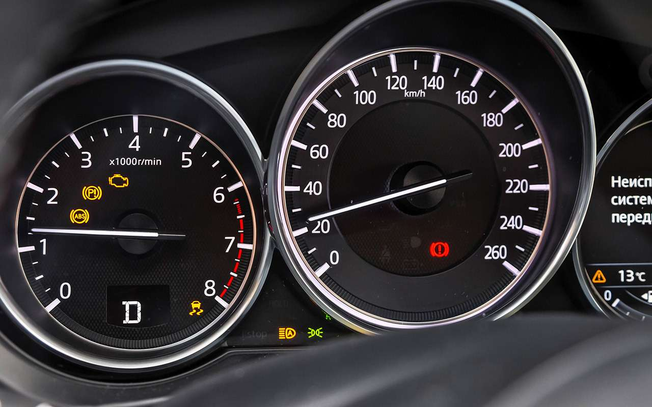 Чейполный привод круче— Ford Kuga или Mazda CX-5?— фото 825752