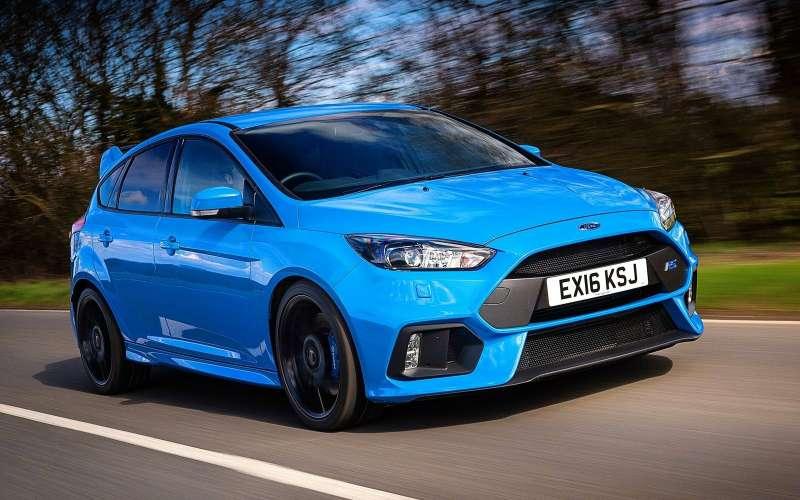 Устали ждать: покупатели отказываются отFord Focus RSвпользу Subaru