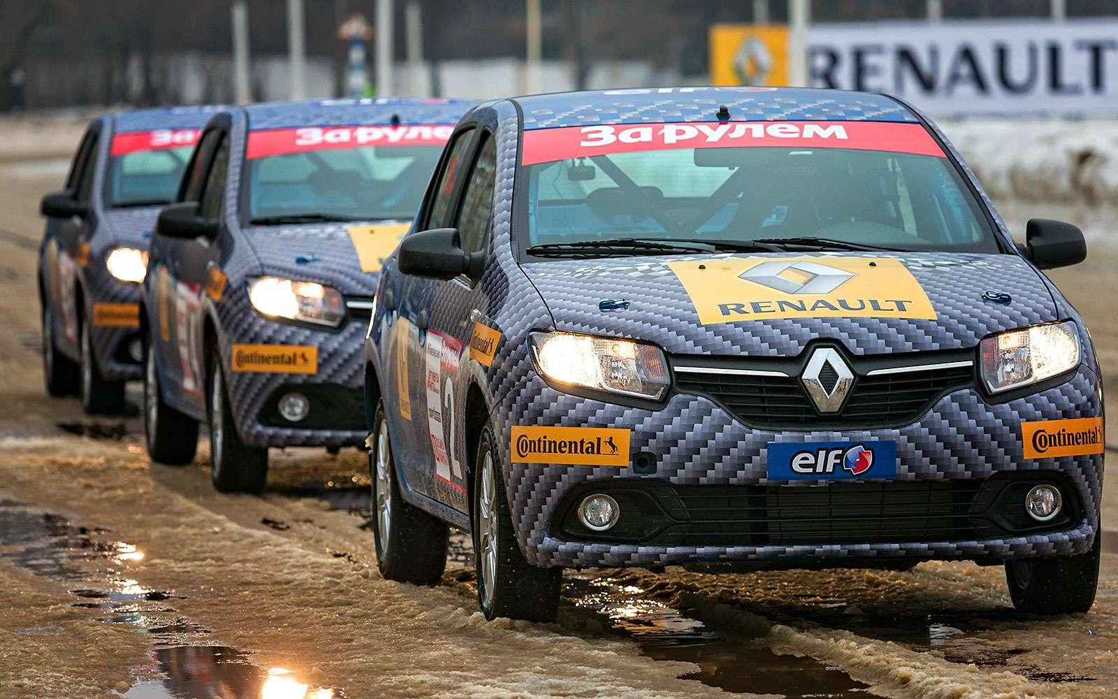 Renault Logan на