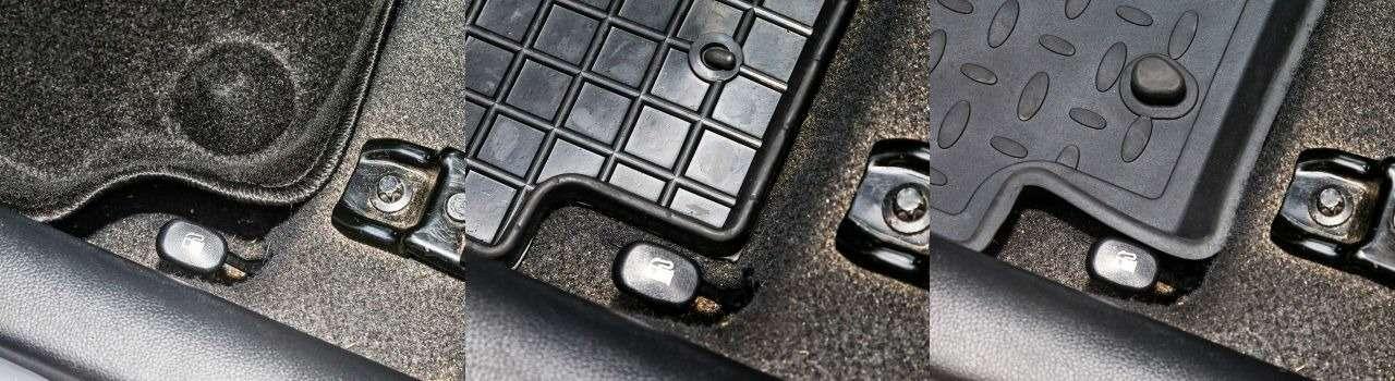 Выбираем коврики дляавтомобиля— тест 10комплектов— фото 827656