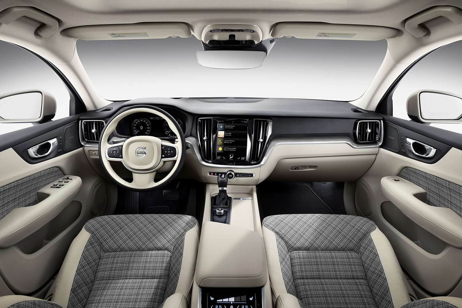 Volvo представила V60: семейный, роскошный инедлянас— фото 847544
