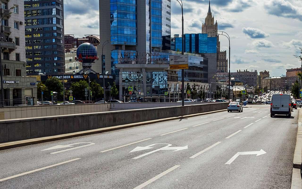 15ловушек дляводителей ЗРнашел наулицах Москвы. Найдите больше!— фото 900084