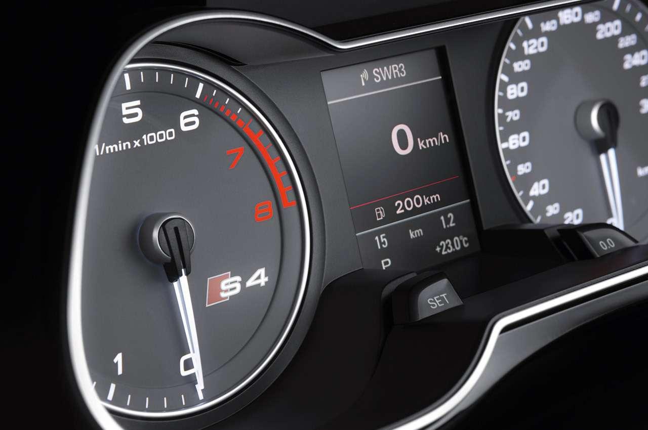 Audi S4Avant/Detail