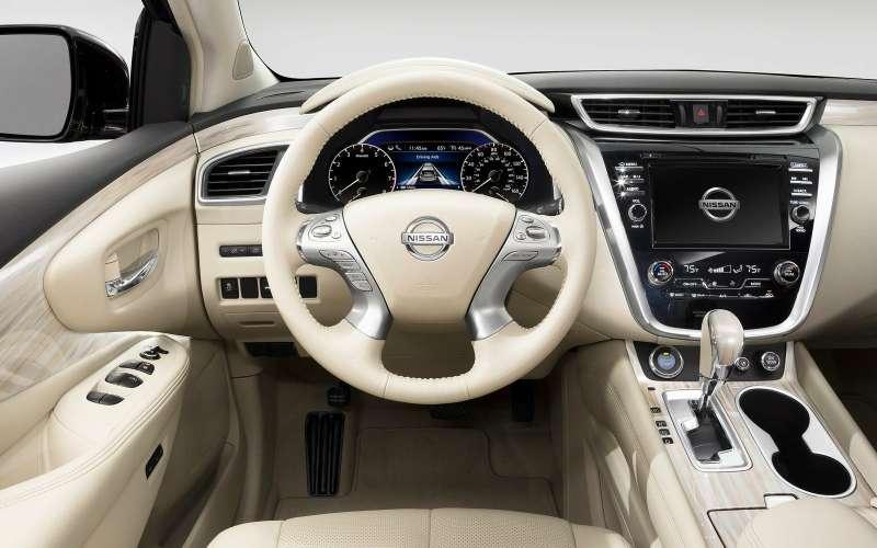 Новый Nissan Murano начали собирать вРоссии