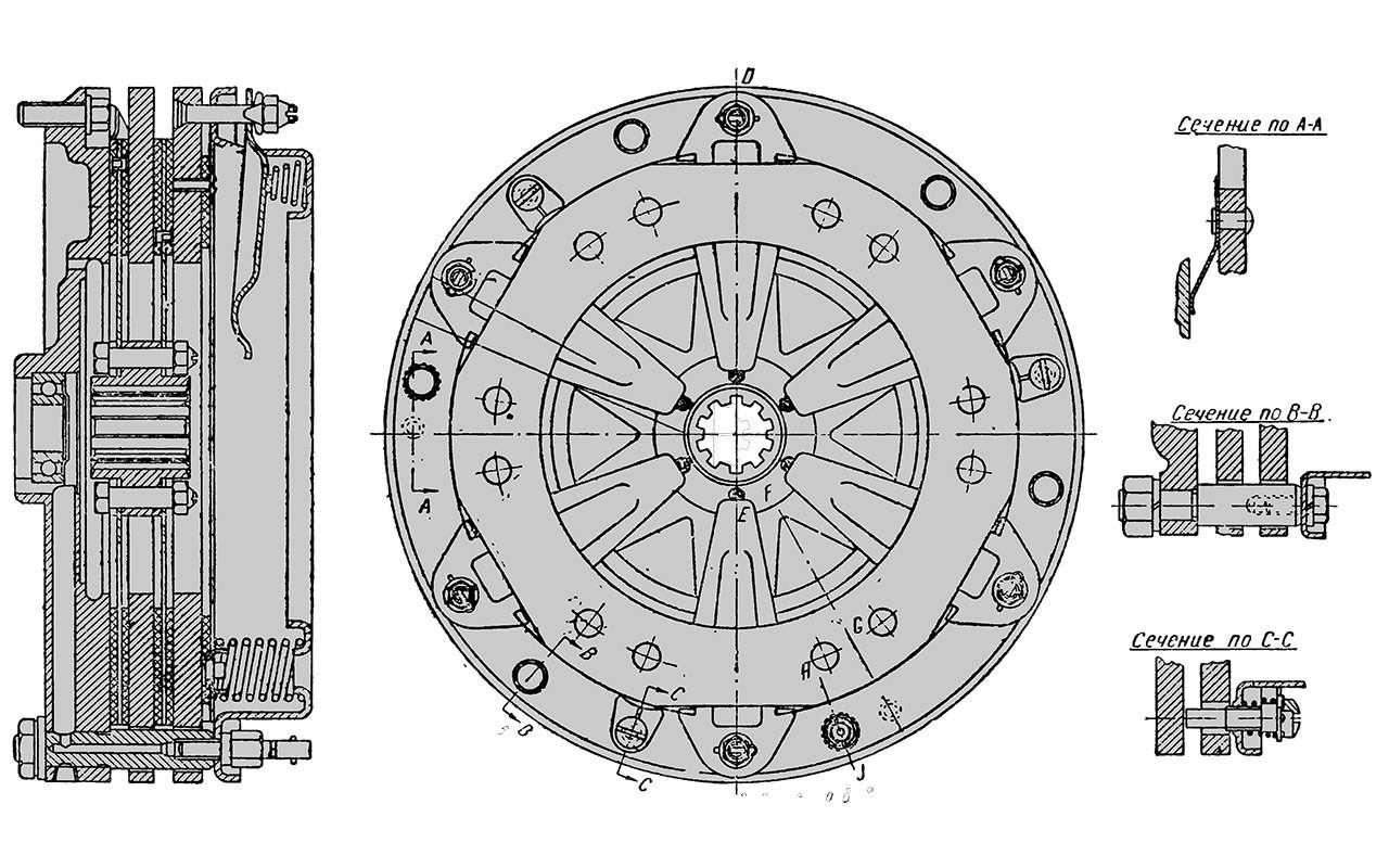 Советская «трехтонка»: заглянули вееродословную— фото 1283978